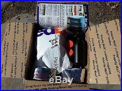 SGE 400/3 Infinity Gas Mask withDrink Port & TWO Multi-Gas NBC Filters exp 9/2023