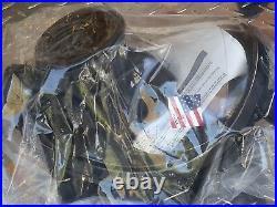 SGE 400/3 Military-Grade 40mm NATO Gas Mask Full NBC / CBRN / Impact Protection