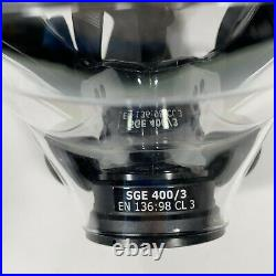 SGE Gas Mask/Respirator 400/3, Medium/Large