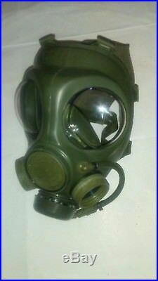 SPECIAL OPS AIRBOSS DEFENSE C4 CBRN CE GAS MASK size medium new unused IN BOX