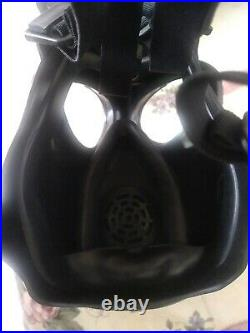 San Cheong S-3 Gas Mask (made in Korea) Large