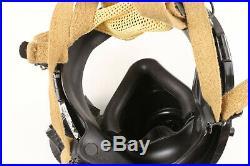 Scott AV-3000 CBRN, 40mm CBRN, Full Face Respirator Gas Mask, Size Medium