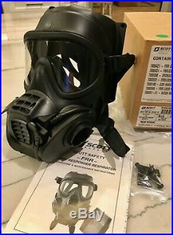 Scott FRR CBRN BRAND NEW full face Gas mask Respirator BEAT AVON 40mm NATO