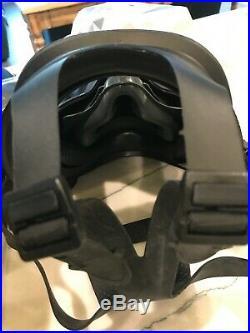 Scott FRR CBRN in stock NEW full face Gas mask Respirator -BEAT AVON 40mm MEDIUM