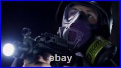 Scott FRR Respirator 40mm Gas Mask optional PF10 Bio Filters P3 EX 2030 CBRN NBC