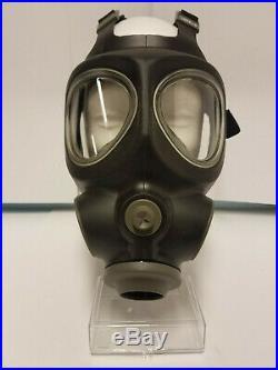 Scott Full Face Respirator NBC Gas Mask Prepper Military Police Firefighter