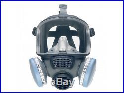 Scott ProMask 2 NIB 2021 A2P3 sealed filters full face Gas mask Respirator MD/LG