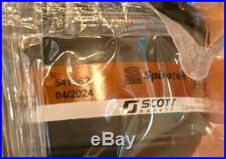 Scott ProMask 2 NIB 2024 A2P3 sealed filters full face Gas mask Respirator MD/LG