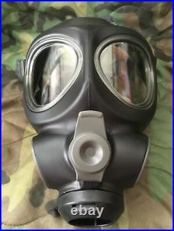 Scott Respirator M05 LEFT HAND 40mm Gas Mask optional CBR N ABEK P3 Filters NBC