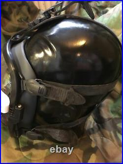 Scott Safety FM4 Vision 2 Panoramic Gas Mask Respirator Size Small EN136 CLASS 2
