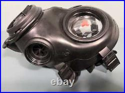 Sealed Dutch FM-12 Gas Mask Respirator Size 3 Kit