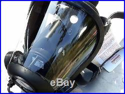 Survivair #773000 40mm NATO Opti-Fit Tactical Gas Mask withNew NBC Filter