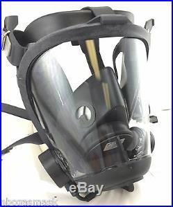 Survivair Opti-Fit CBRN Gas Mask / Respirator withDrinking System -Medium #769020
