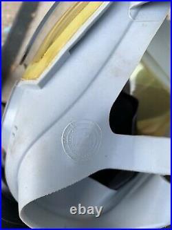 US Military Issue MSA MCU-2 Gas Mask Respirator Size Large