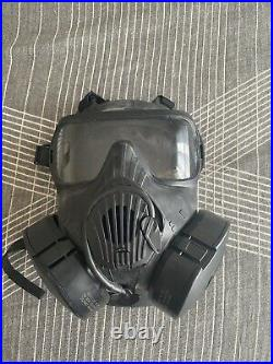 Used Avon Full Face Respirator M50 Gas Mask CBRN NBC Protection