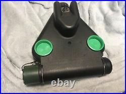 Used C420 PAPR Gas Mask Respirator Blower Unit Single Speed 40mm