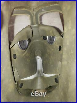 Very Rare XM28 XM28E4 Grasshopper Gas Mask Respirator with Bag Non-Issued