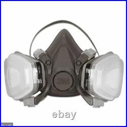 Vintage 3m Half Face Piece Respirator Vapor/acid Gas Large Size