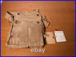 WW1 US Army Doughboy's Small Box Respirator Trench Gas Mask