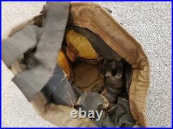 WW1 WWI British Australian & Canadian Box Respirator Gas Mask Without Bag