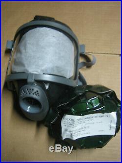 With Filter Scott/SEA Domestic Preparedness Front Port 40mm NATO NBC Gas Mask