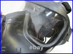 (used) Avon M50 Gas Mask Usgi Cbrn Dual Filter No Bag- No Filters